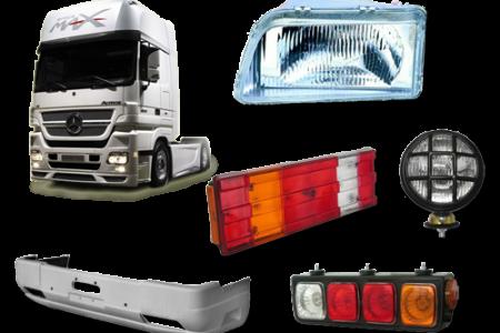 Peças e Acessórios para caminhões