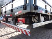 Instalação de Protetor Lateral em Caminhão